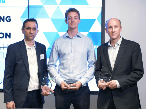 Conigital are 1 of 3 winners of the Discovering Start Ups Competition Award